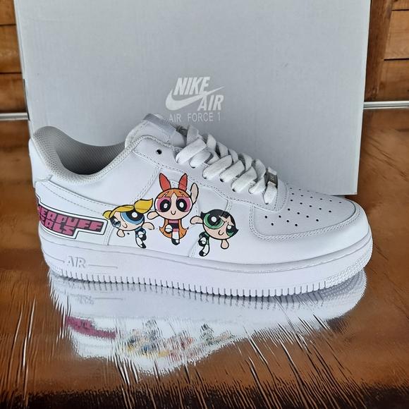 nike air force 1 custom girls